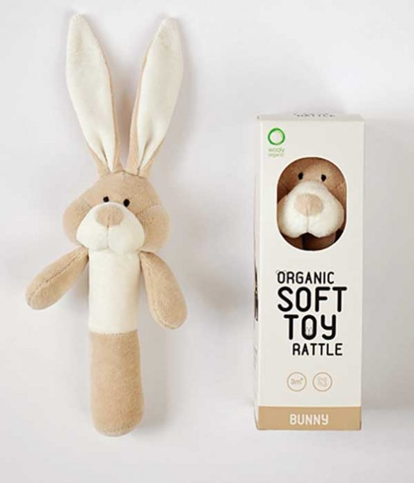 Organic Rattle for Babies