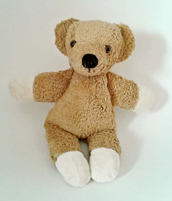 Soft Teddy Bear Wool Allergies