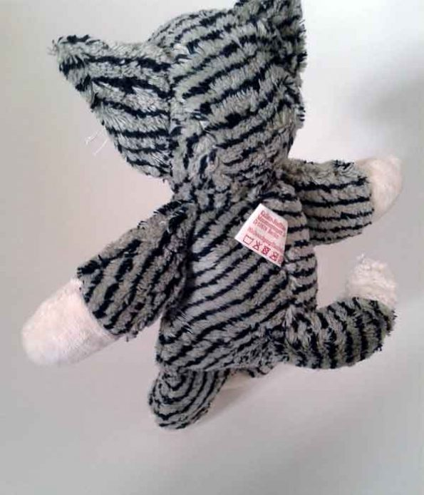 Organic cotton soft toys