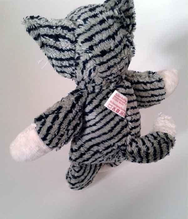 Organic cotton soft toys