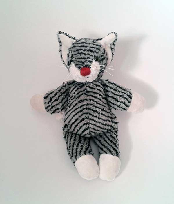 Cute cat toy