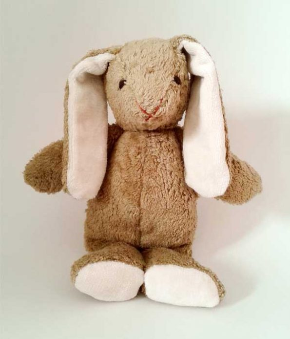 Bunny Soft Toy with Music