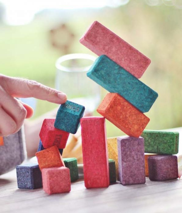 Sustainable Cork Toys