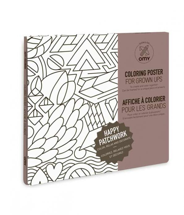Patchwork Pattern Package