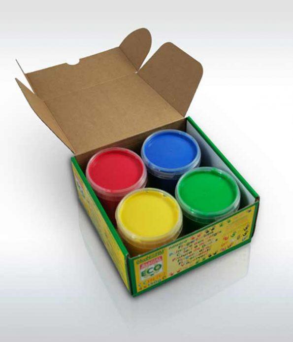 Eco Finger Paint for Children