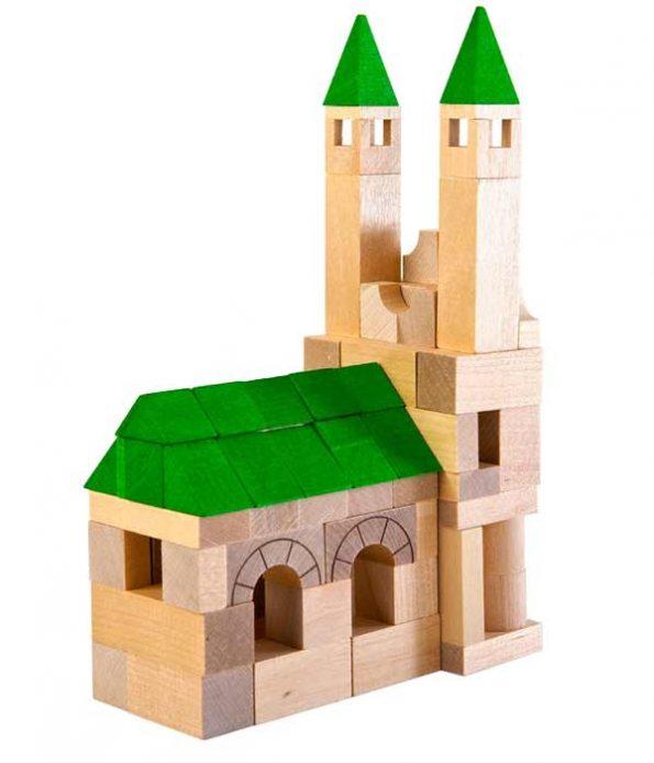 Build a Church Toy