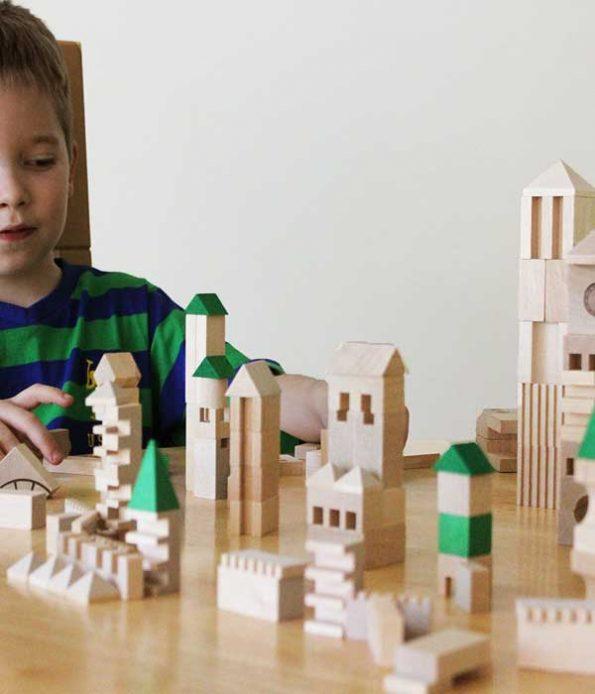 Construction Set for Children