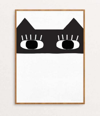 Cat Bandit Poster