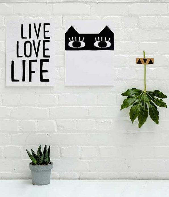 Decorate your room with funny posters