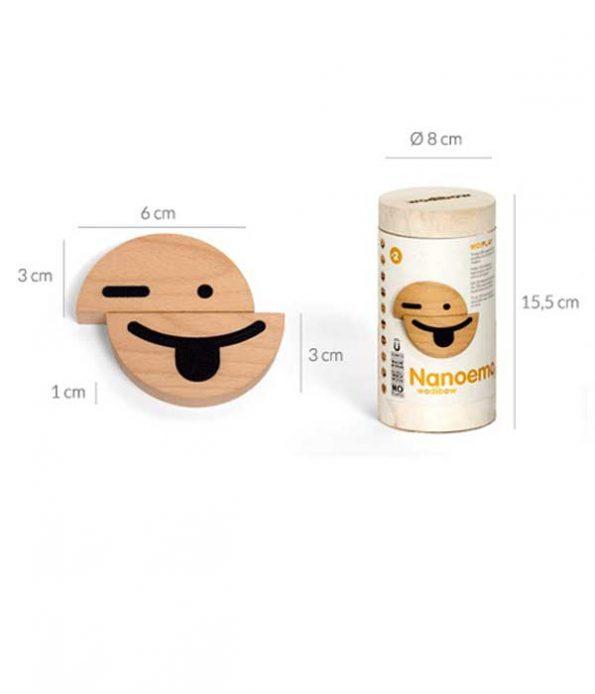 Nanoemo Magnet Toy
