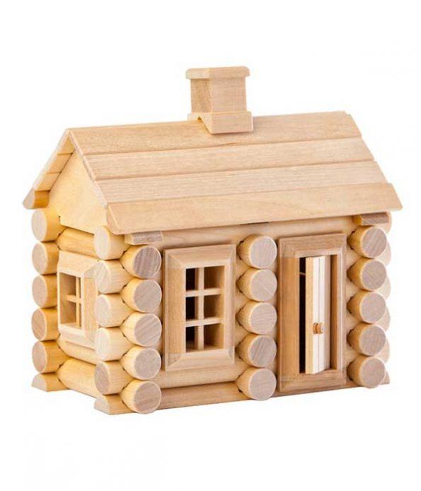 Wooden Maisonnette Model