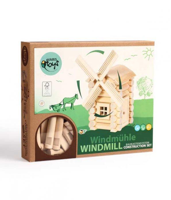 Windmill building Set