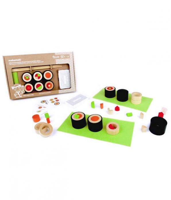 Milaniwood Makemaki Sushi Game
