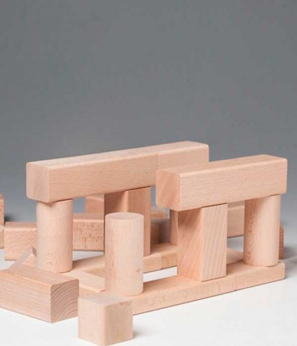 Wooden blocks FSC certification