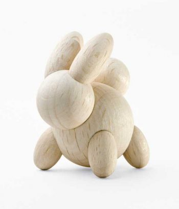 Bunny Toy made of wood