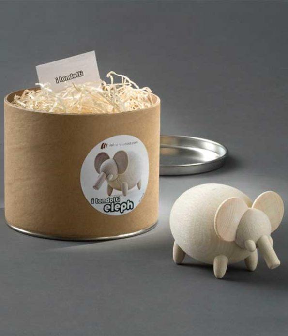 Ekotoy Wooden Elephant