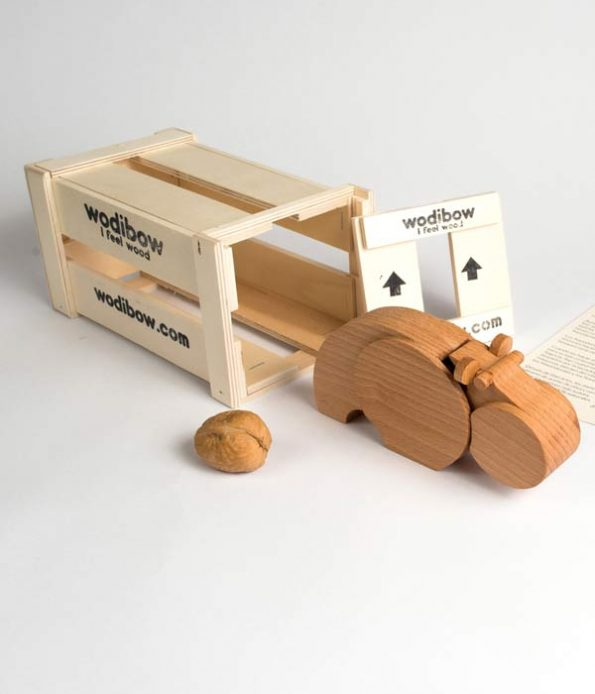 Green Toys made of wood