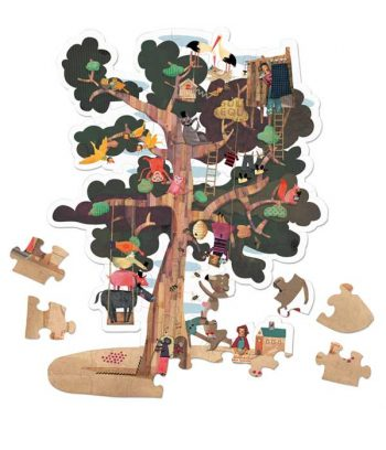 Earth and seasons puzzle games and toys with animals