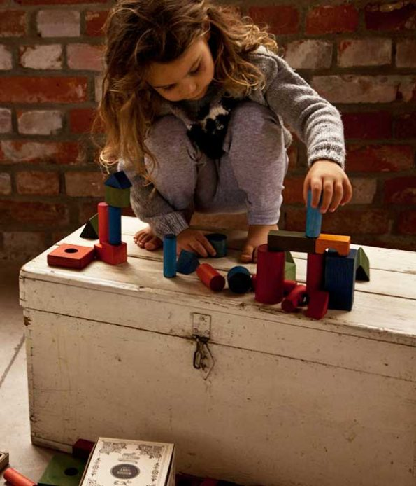 Play with eco toys