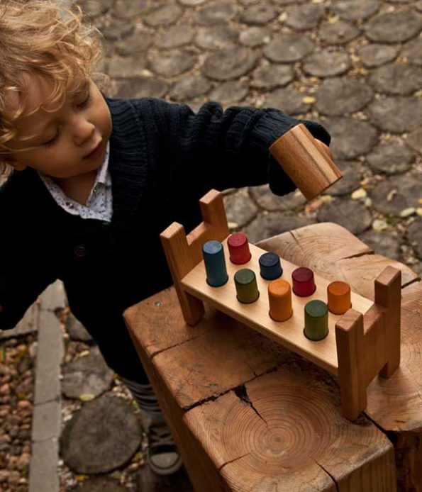 Toys that develop hand skills